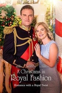A Christmas in Royal Fashion - Poster / Capa / Cartaz - Oficial 1
