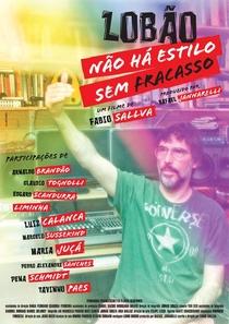 Lobão, Não Há Estilo Sem Fracasso - Poster / Capa / Cartaz - Oficial 2
