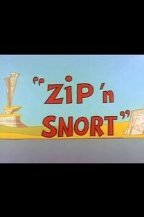Zip 'N Snort - Poster / Capa / Cartaz - Oficial 1