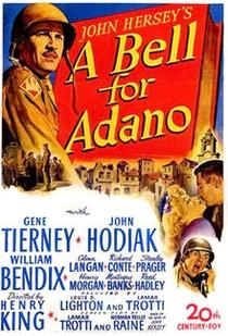 O Sino de Adano - Poster / Capa / Cartaz - Oficial 1