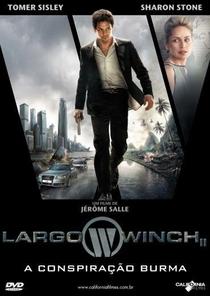 Largo Winch II - A Conspiração Burma - Poster / Capa / Cartaz - Oficial 3