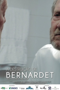 A destruição de Bernardet - Poster / Capa / Cartaz - Oficial 1
