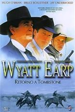 Wyatt Earp - Retorno a Tombstone - Poster / Capa / Cartaz - Oficial 2
