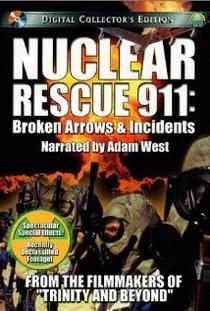 Nuclear Rescue 911 - Poster / Capa / Cartaz - Oficial 1