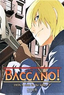 Baccano! - Poster / Capa / Cartaz - Oficial 9