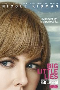 Big Little Lies (1ª Temporada) - Poster / Capa / Cartaz - Oficial 7