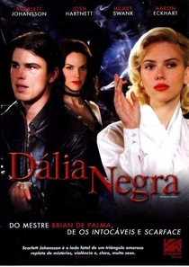 Dália Negra - Poster / Capa / Cartaz - Oficial 12