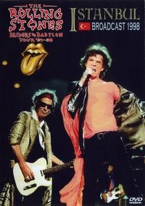Rolling Stones - Turkish Delight '98 - Poster / Capa / Cartaz - Oficial 1