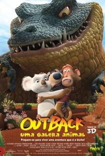 Outback - Uma Galera Animal - Poster / Capa / Cartaz - Oficial 1