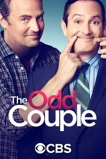 The Odd Couple (3ª Temporada) - Poster / Capa / Cartaz - Oficial 1