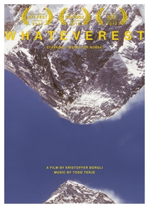 Whateverest - Poster / Capa / Cartaz - Oficial 1