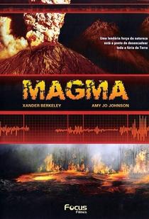 Magma - A Fúria do Vulcão - Poster / Capa / Cartaz - Oficial 3