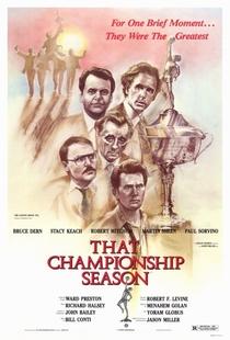 O Campeão da Temporada - Poster / Capa / Cartaz - Oficial 1