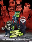 Monstrinhos Pra Valer: Confusões de Halloween (Mighty Mighty Monsters: Halloween Havoc)