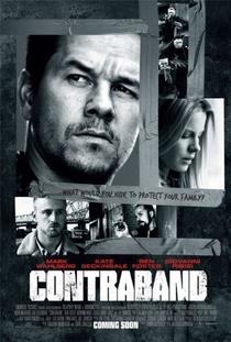Contrabando - Poster / Capa / Cartaz - Oficial 1