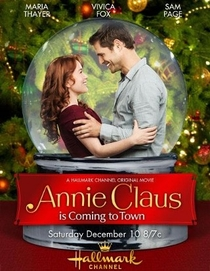 Annie Claus is Coming to Town - Poster / Capa / Cartaz - Oficial 1