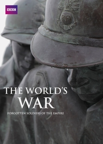 The World's War: Forgotten Soldiers of Empire  - Poster / Capa / Cartaz - Oficial 1