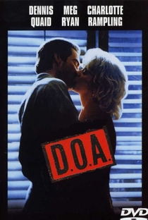 Morto Ao Chegar - Poster / Capa / Cartaz - Oficial 1