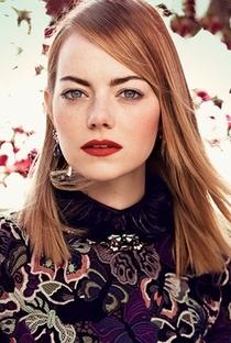 Emma Stone (I) - Poster / Capa / Cartaz - Oficial 2