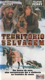Território Selvagem - Poster / Capa / Cartaz - Oficial 1