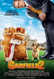 Garfield 2 - Poster / Capa / Cartaz - Oficial 4