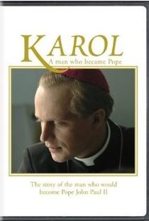 Karol: O Homem que se Tornou Papa - Poster / Capa / Cartaz - Oficial 2