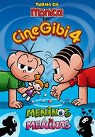 Turma da Mônica em CineGibi 4: Meninos e Meninas (Turma da Mônica em CineGibi 4: Meninos e Meninas)