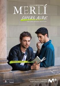 Merlí: Sapere Aude - Poster / Capa / Cartaz - Oficial 1