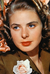 Ingrid Bergman (I) - Poster / Capa / Cartaz - Oficial 6