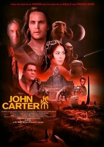 John Carter - Entre Dois Mundos - Poster / Capa / Cartaz - Oficial 13