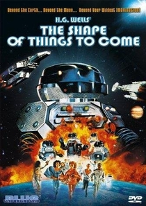 The Shape of Things to Come - Poster / Capa / Cartaz - Oficial 2