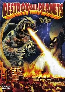 Destruam toda a Terra - Poster / Capa / Cartaz - Oficial 1