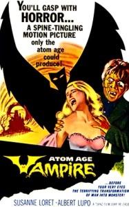 O Vampiro da Era Atômica - Poster / Capa / Cartaz - Oficial 1