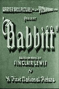 Babbitt - Poster / Capa / Cartaz - Oficial 1