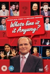 Whose Line Is It Anyway? - Poster / Capa / Cartaz - Oficial 1