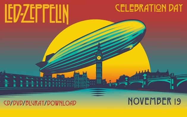 Assista Kashmir, do excelente filme Celebration Day, do Led Zeppelin | Tec-Cia
