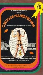 O Beijo da Mulher Piranha - Poster / Capa / Cartaz - Oficial 1