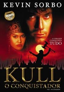 Kull - O Conquistador - Poster / Capa / Cartaz - Oficial 1