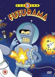 Futurama (3ª Temporada) - Poster / Capa / Cartaz - Oficial 1
