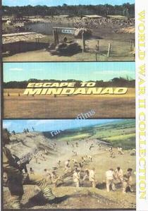 Fuga Para Mindanao - Poster / Capa / Cartaz - Oficial 1