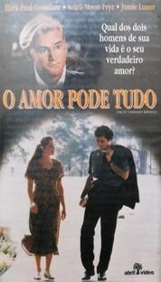 O Amor Pode Tudo - Poster / Capa / Cartaz - Oficial 1