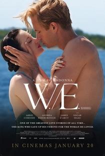 W.E. - O Romance do Século - Poster / Capa / Cartaz - Oficial 3