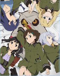 Sora no Woto - Poster / Capa / Cartaz - Oficial 1