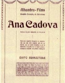 Ana Kadova - Poster / Capa / Cartaz - Oficial 2