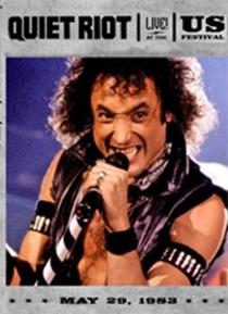 Quiet Riot Live at the US Festival 1983 - Poster / Capa / Cartaz - Oficial 1