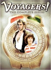 Voyagers - Os Viajantes do Tempo (1ª Temporada) - Poster / Capa / Cartaz - Oficial 2