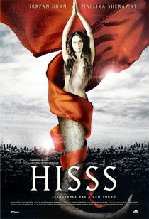 Hisss - Poster / Capa / Cartaz - Oficial 2