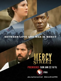 Mercy Street (2ª Temporada) - Poster / Capa / Cartaz - Oficial 1