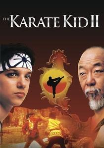Karatê Kid 2 - A Hora da Verdade Continua - Poster / Capa / Cartaz - Oficial 3