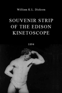 Souvenir Strip of the Edison Kinetoscope